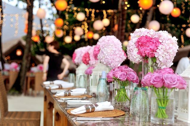 Espace diner pour invités - Ma Folie Des Fêtes