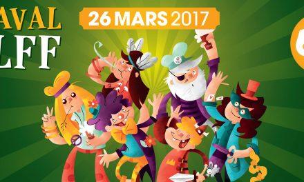 Le programme des festivités du Carnaval de Tilff