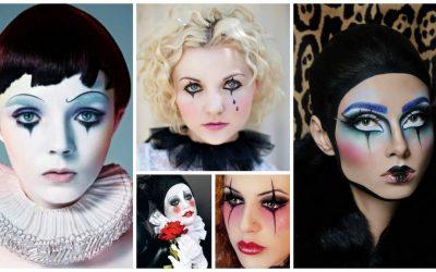 ★ Le maquillage de Pierrot et Colombine : des idées et des tutos ★