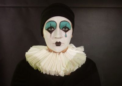 Maquillage de Pierrot et Colombine - photo 11 - Ma Folie Des Fêtes