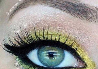 Le maquillage de la Fée Clochette Idées (photo 10) - Ma Folie Des Fêtes