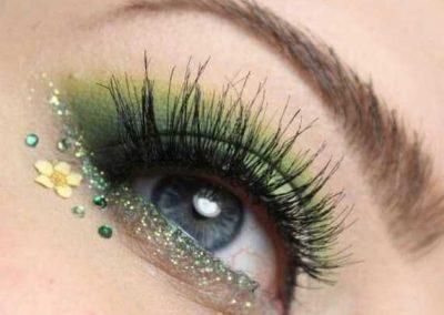 Le maquillage de la Fée Clochette Idées (photo 11) - Ma Folie Des Fêtes