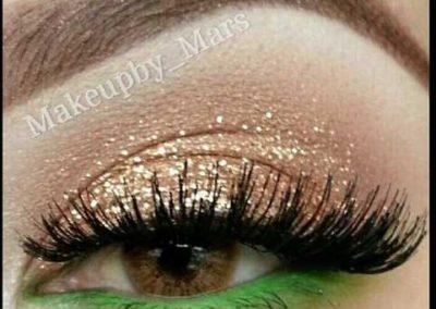 Le maquillage de la Fée Clochette Idées (photo 13) - Ma Folie Des Fêtes