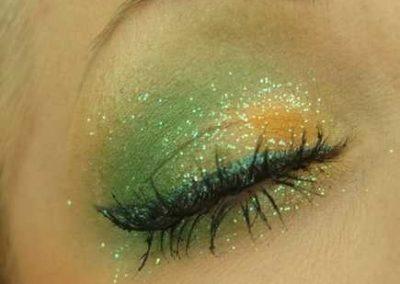 Le maquillage de la Fée Clochette Idées (photo 14) - Ma Folie Des Fêtes