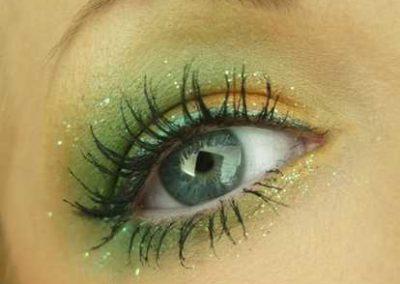 Le maquillage de la Fée Clochette Idées (photo 16) - Ma Folie Des Fêtes