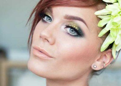 Le maquillage de la Fée Clochette Idées (photo 2) - Ma Folie Des Fêtes
