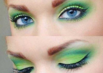 Le maquillage de la Fée Clochette Idées (photo 4) - Ma Folie Des Fêtes