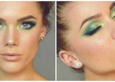 Le maquillage de la Fée Clochette Idées (photo 5) - Ma Folie Des Fêtes