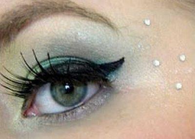 Le maquillage de la Fée Clochette Idées (photo 6) - Ma Folie Des Fêtes