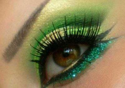 Le maquillage de la Fée Clochette Idées (photo 9) - Ma Folie Des Fêtes