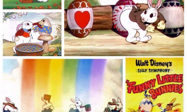 Dessin animé WD : Les Petits Lapins Joyeux de Pâques