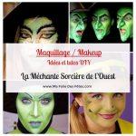 DIY : Maquillage de la Méchante Sorcière de l'Ouest – Idées et tutos makeup