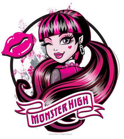 Draculaura Monster High - Ma Folie Des Fêtes