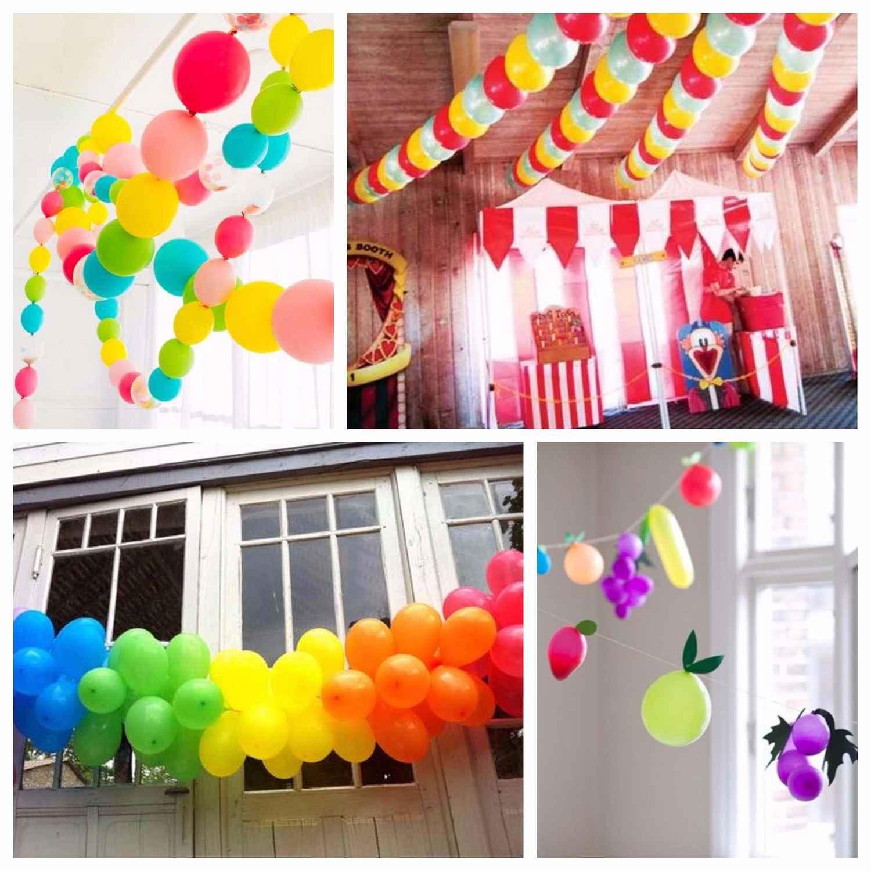 ☆ les structures de ballons pour une belle décoration de fête