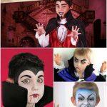 DIY Maquillage du vampire Dracula pour enfants – Idées et tutos makeup