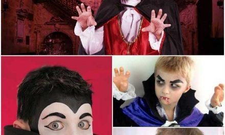 ★ DIY Maquillage du vampire Dracula pour enfants – Idées et tutos makeup ★