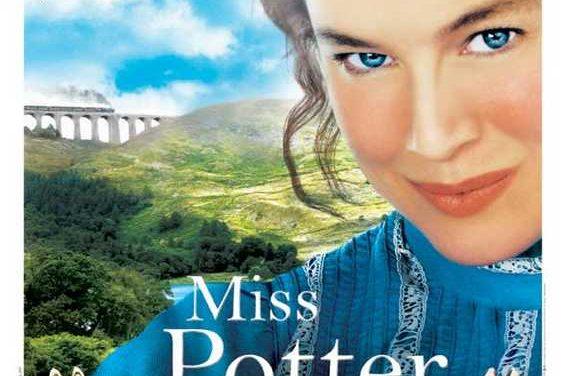 Miss Potter : un film biographique à découvrir …