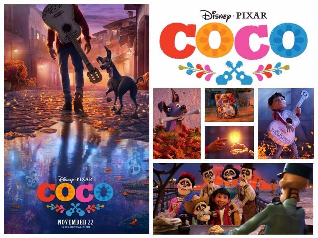 Lire l'article sur le film Disney Pixar COCO
