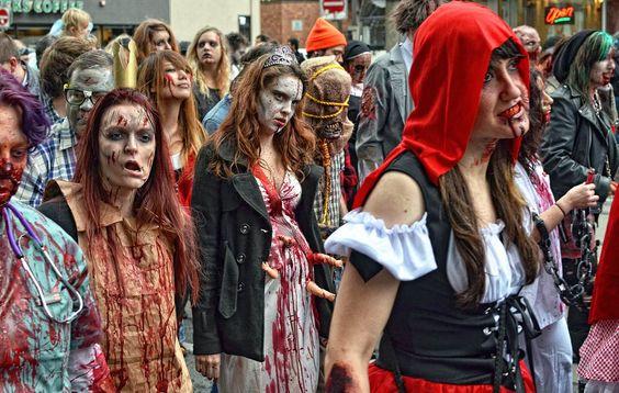 costume de zombie comment faire son d guisement pour halloween ma folie des f tes. Black Bedroom Furniture Sets. Home Design Ideas