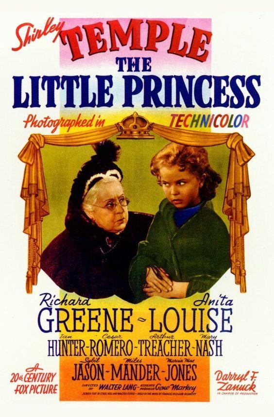 La Petite Princesse (1939) - Film de Noel - Ma Folie Des Fetes