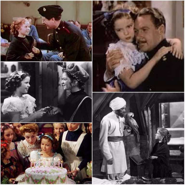 La Petite Princesse (photos du film - 1939) - Ma Folie Des Fetes