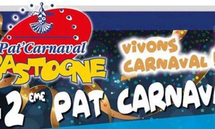 ★ Pat' Carnaval de Bastogne : Programme des festivités ★