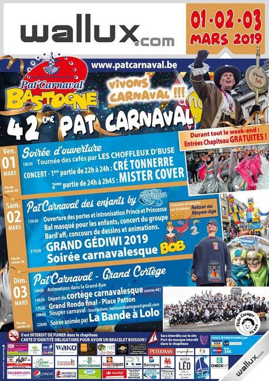 Carnaval de Basecles 2019 - Ma Folie Des Fetes
