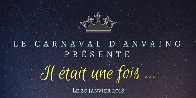 ★ Carnaval d'Anvaing : Programme des festivités ★
