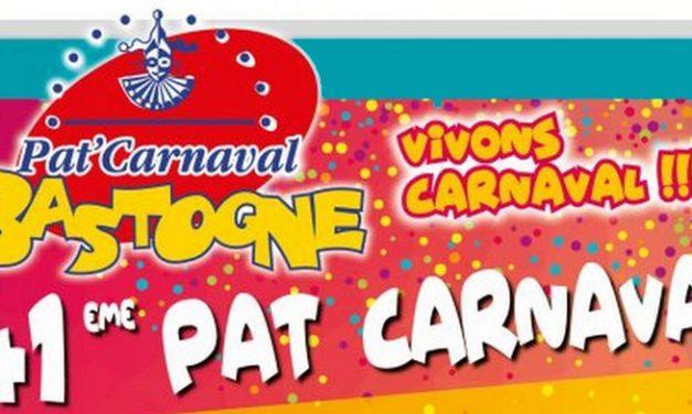 ★ Le Pat' Carnaval de Bastogne et son programme des festivités ★