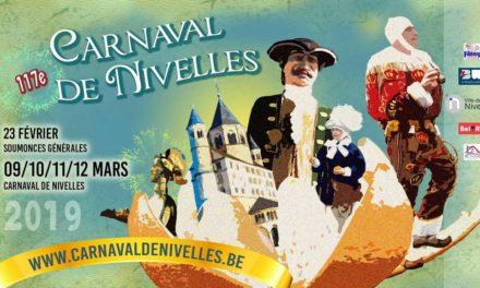 ★ Carnaval de Nivelles : Programme des festivités ★