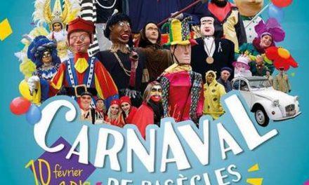 ★ Le Carnaval de Basècles et son programme des festivités ★