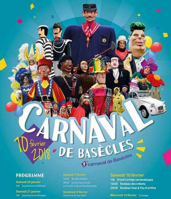 Carnaval de Basecles 2018 - Ma Folie Des Fetes