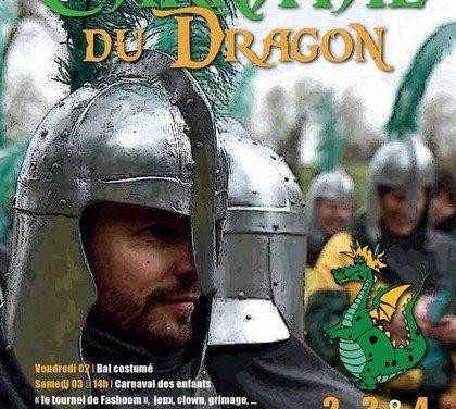 ★ Le Carnaval du Dragon à Emines et son programme des festivités ★