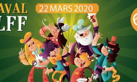 ★ Carnaval de Tilff : Programme des festivités 2020 ★