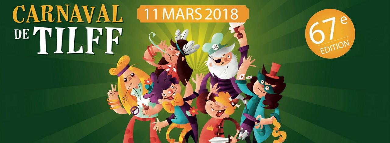 Carnaval de Tilff - Belgique - 2018 - Ma Folie Des Fetes