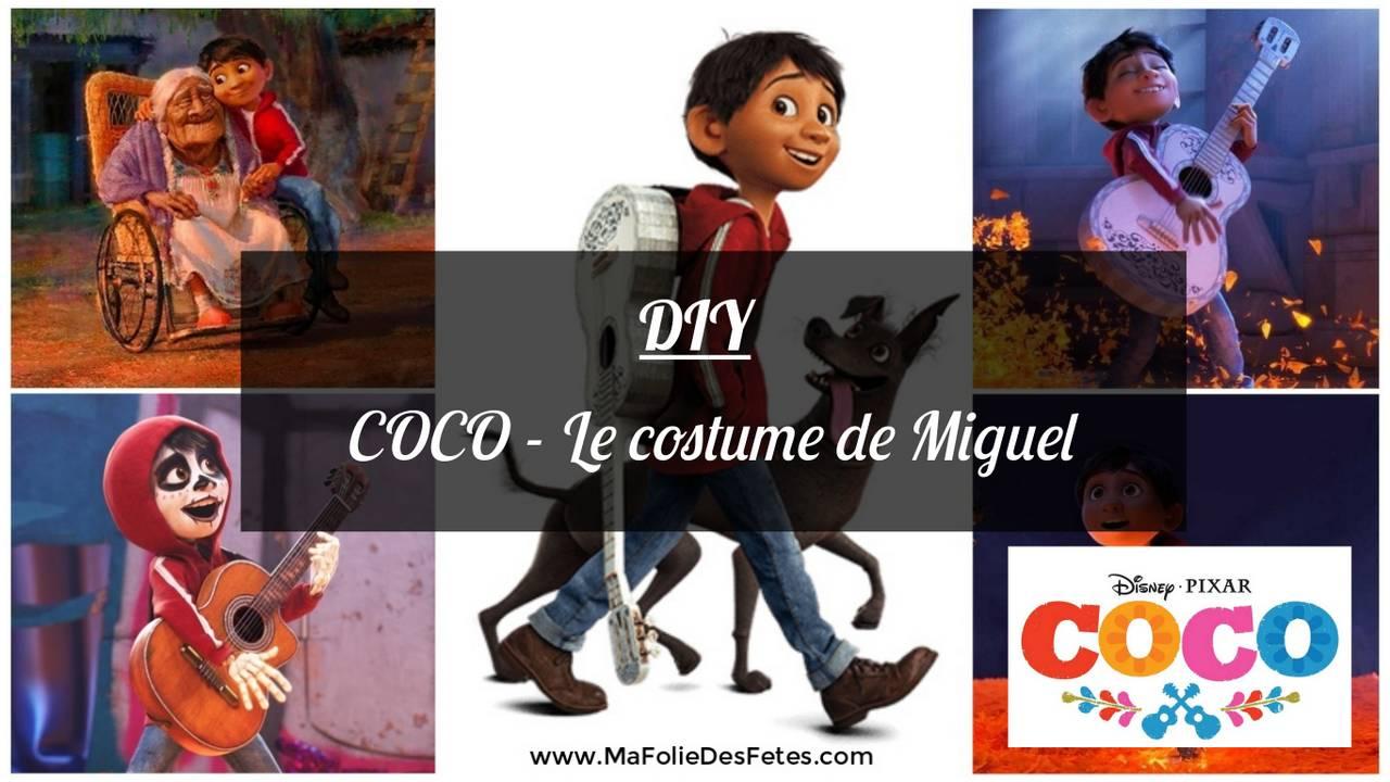 DIY Costume de Miguel - Ma Folie Des Fetes