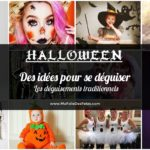 ★ HALLOWEEN : Des idées de déguisements traditionnels pour Halloween ★