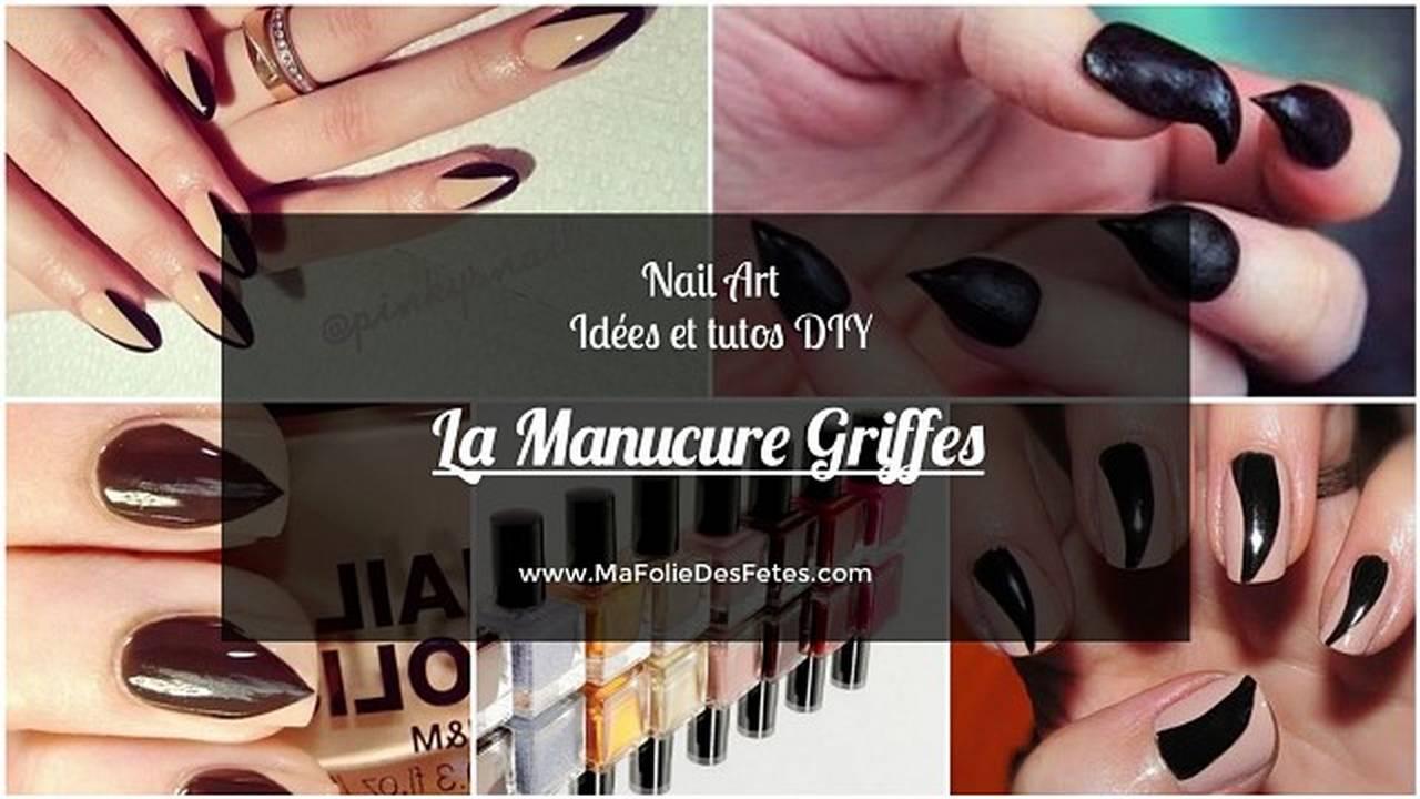 ★ Manucure griffes : des idées et des tutos DIY ★