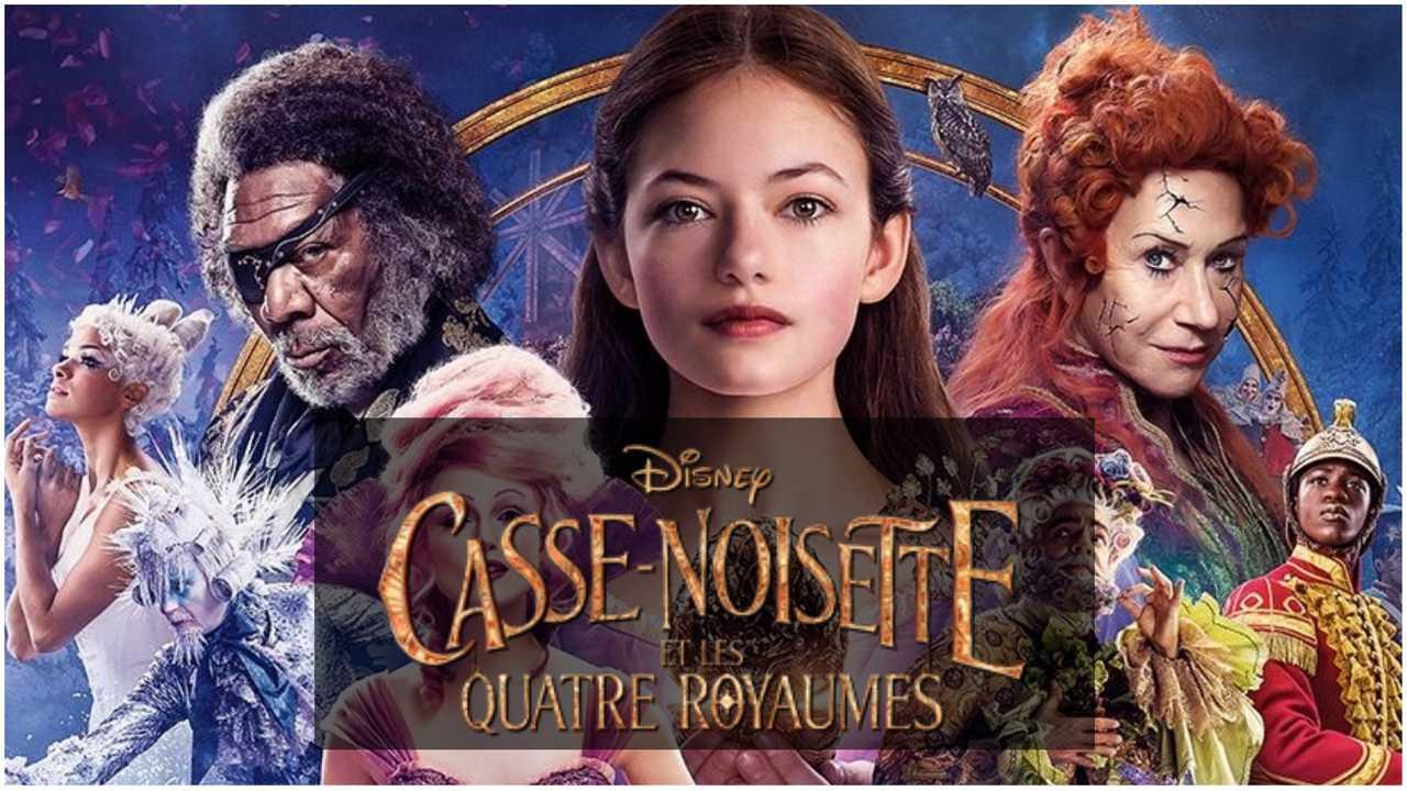 Casse-Noisette et les Quatre Royaumes Titre