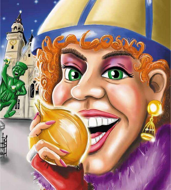 Carnaval Alost Aalst 2019 - Ma Folie Des Fetes