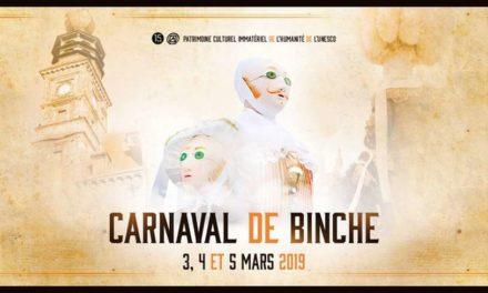 ★ Carnaval de Binche : Programme des festivités 2019 ★