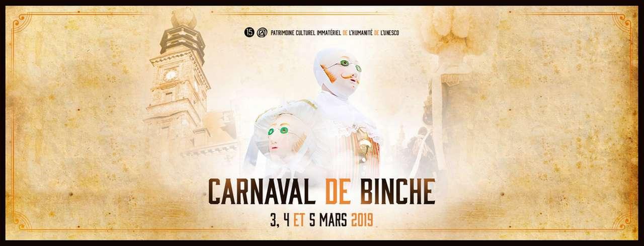 Carnaval Binche 2019 - Ma Folie Des Fetes