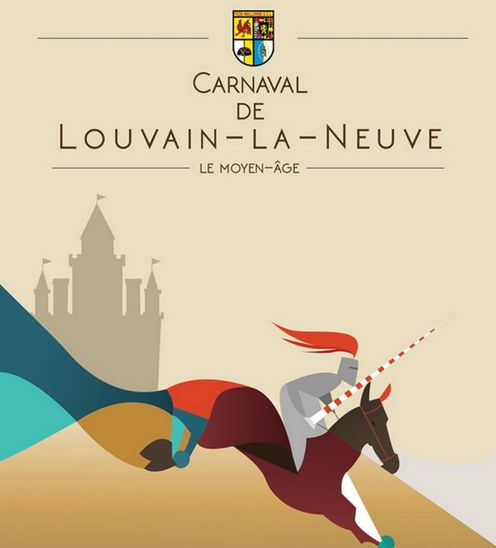 Carnaval Louvain La Neuve 2019 - Ma Folie Des Fetes