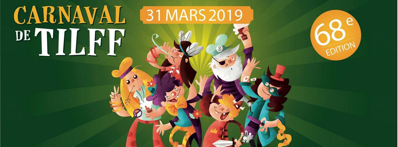 Carnaval de Tilff - Belgique - 2019 - Ma Folie Des Fetes