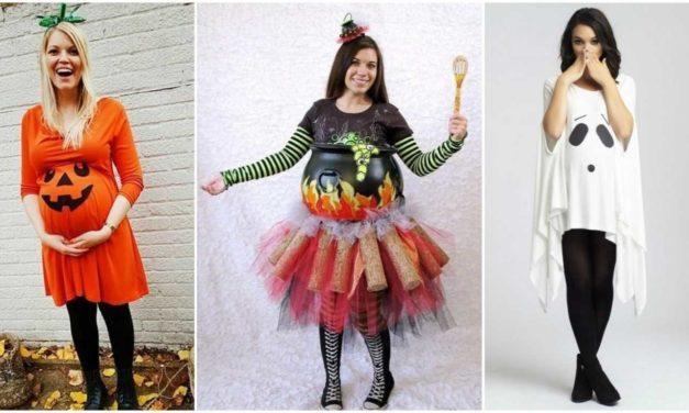 ★ Déguisement Halloween pour femme enceinte : Inspiration ★