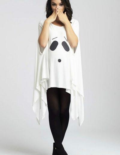 Idee Deguisement Femme enceinte Fantome 1 - Ma Folie Des Fetes