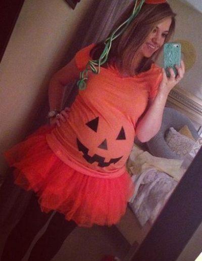 Idee Deguisement Halloween pour Femme Enceinte - 2 - Ma Folie Des Fetes