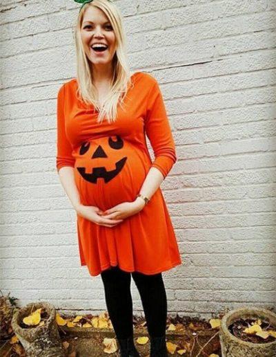 Idee Deguisement Halloween pour Femme Enceinte - 4 - Ma Folie Des Fetes