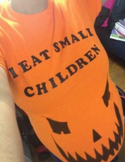 Idee Deguisement Halloween pour Femme Enceinte - 6 - Ma Folie Des Fetes