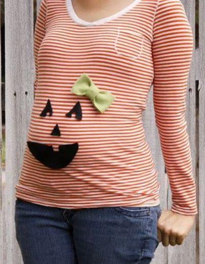 Idee Deguisement Halloween pour Femme Enceinte - 3 - Ma Folie Des Fetes